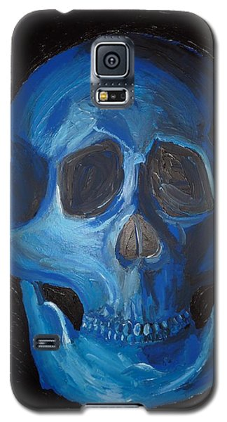 Galaxy S5 Case featuring the painting Smile by Joshua Redman