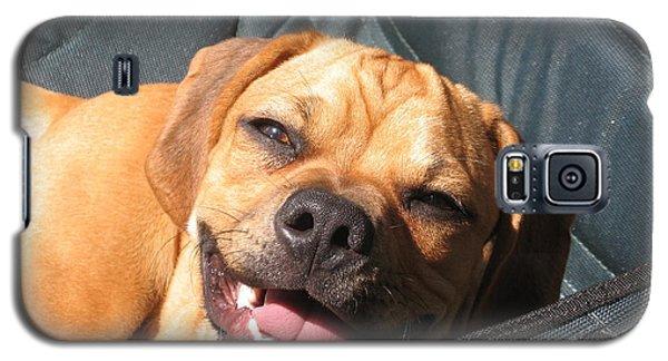 Smile Galaxy S5 Case by Susan Carella