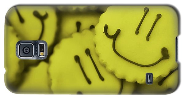 Smiley Face Galaxy S5 Case