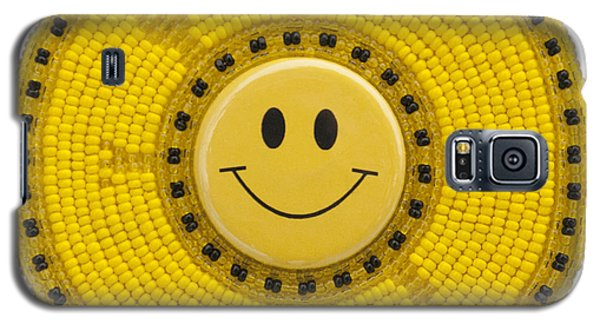 Smiley Face Turtle Galaxy S5 Case