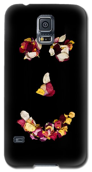 Smiley Rose Galaxy S5 Case