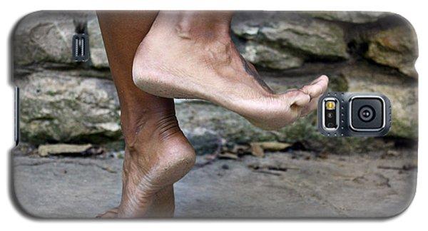 Smiling Feet Galaxy S5 Case