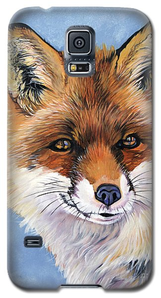 Smiling Fox Galaxy S5 Case