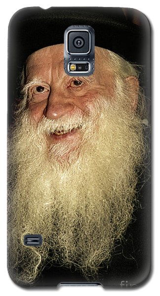 Rabbi Yehuda Zev Segal - Doc Braham - All Rights Reserved Galaxy S5 Case