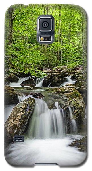 Smith Creek, Springtime Galaxy S5 Case