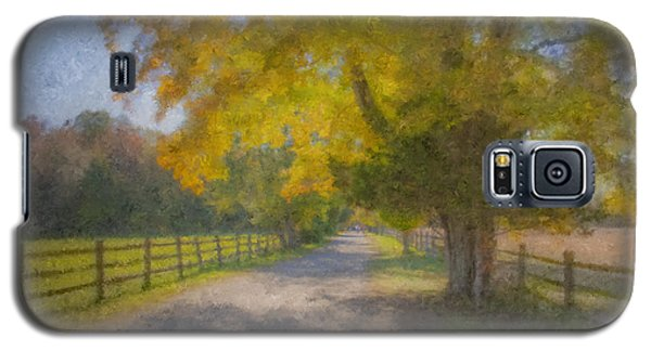 Smith Farm October Glory Galaxy S5 Case
