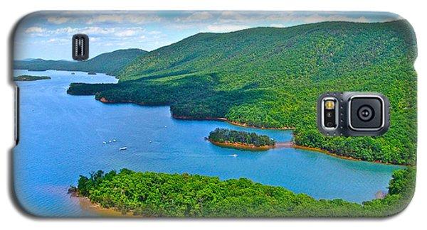 Smith Mountain Lake Poker Run Galaxy S5 Case