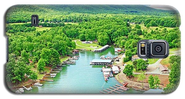 Smith Mountain Lake, Virginia. Galaxy S5 Case