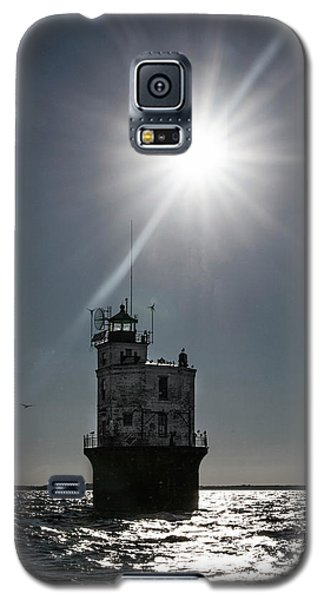 Smith Point Lighthouse Galaxy S5 Case