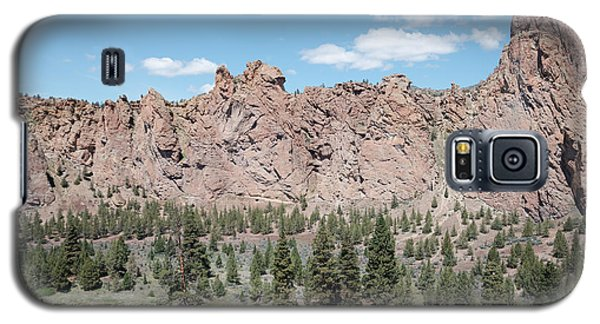 Smith Rock State Park Grandeur Galaxy S5 Case