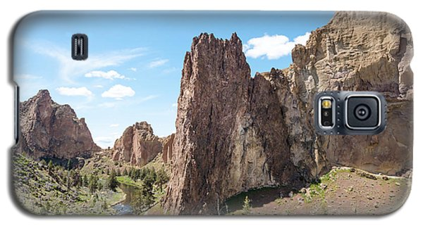 Smith Rock State Park Pathway Galaxy S5 Case