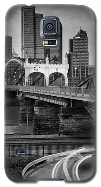 Smithfield Street Bridge 7 Galaxy S5 Case