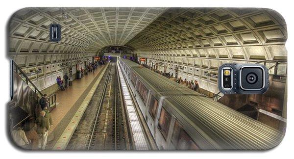 Smithsonian Metro Station Galaxy S5 Case
