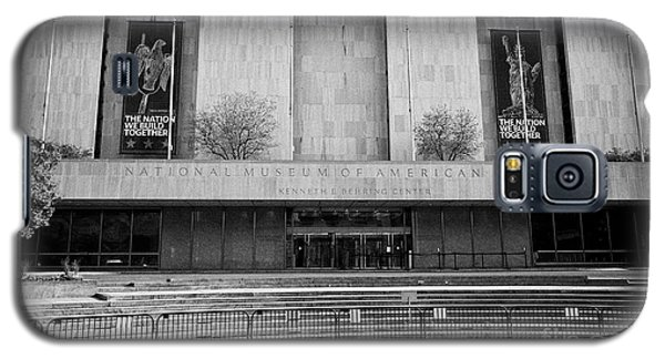 smithsonian national museum of american history kenneth behring center Washington DC USA Galaxy S5 Case by Joe Fox