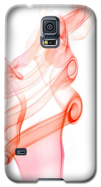 Galaxy S5 Case featuring the photograph smoke IX by Joerg Lingnau