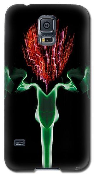 Smoke Thistle Galaxy S5 Case