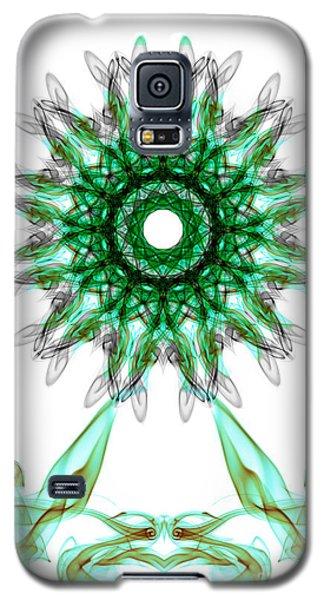 Smoke Wheel Galaxy S5 Case