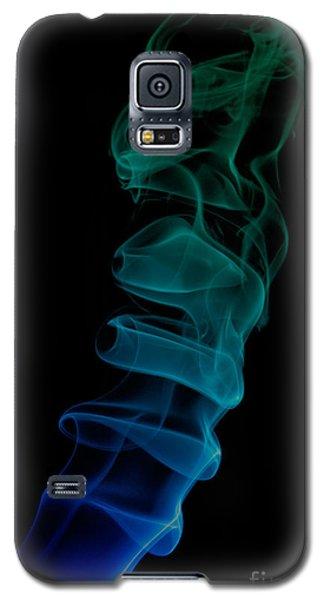 smoke XIX ex Galaxy S5 Case by Joerg Lingnau