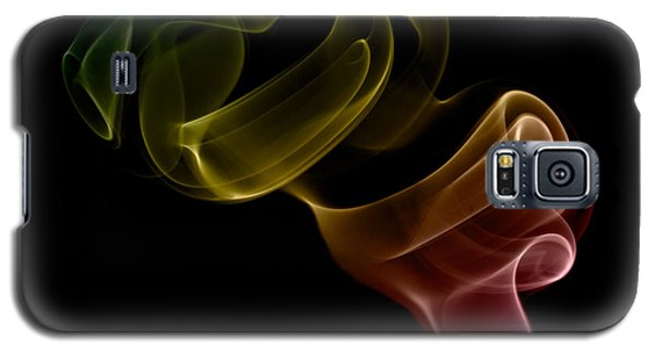 smoke XVI Galaxy S5 Case by Joerg Lingnau