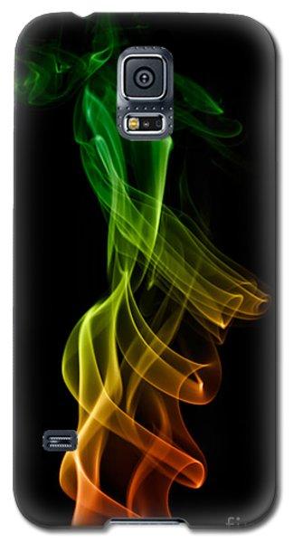smoke XXII Galaxy S5 Case by Joerg Lingnau