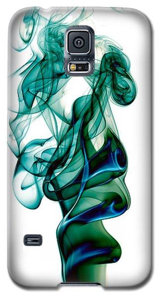 smoke XXIII Galaxy S5 Case by Joerg Lingnau