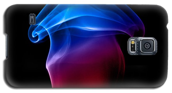 Galaxy S5 Case featuring the photograph smoke XXIX by Joerg Lingnau