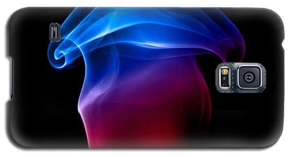smoke XXIX Galaxy S5 Case by Joerg Lingnau
