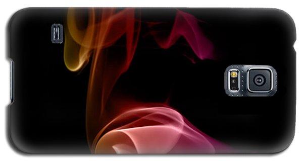 smoke XXVII Galaxy S5 Case by Joerg Lingnau