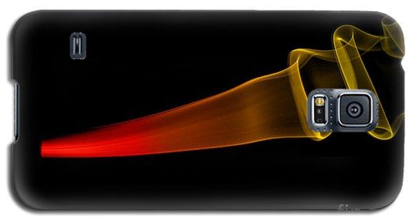 smoke XXX Galaxy S5 Case by Joerg Lingnau
