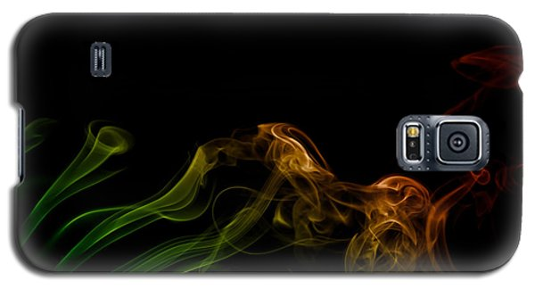 Galaxy S5 Case featuring the photograph smoke XXXI by Joerg Lingnau