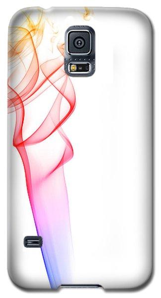 smoke XXXV Galaxy S5 Case by Joerg Lingnau