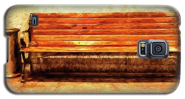 Smoker's Bench Galaxy S5 Case