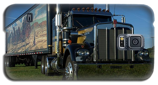 Smokey And The Bandit Tribute Semi Truck Galaxy S5 Case