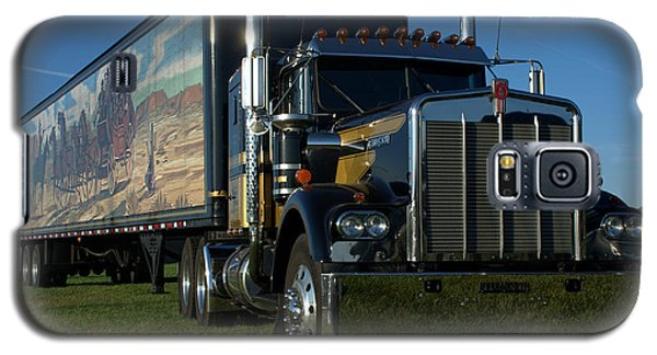 Smokey And The Bandit Tribute Semi Truck Galaxy S5 Case
