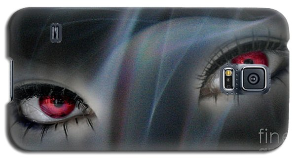 Smokey Eyes Galaxy S5 Case