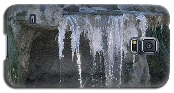 Smokey Stoves Frozen Falls Galaxy S5 Case