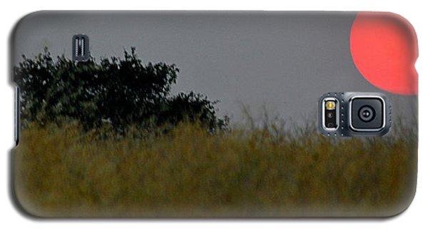 Smokey Sunset Galaxy S5 Case