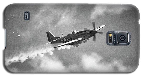 Smokin 51 Bw Galaxy S5 Case