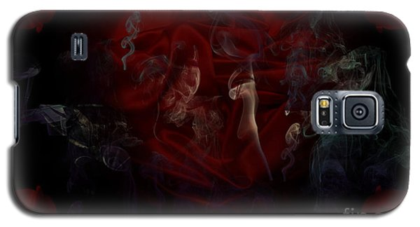 Smoking Desire Galaxy S5 Case