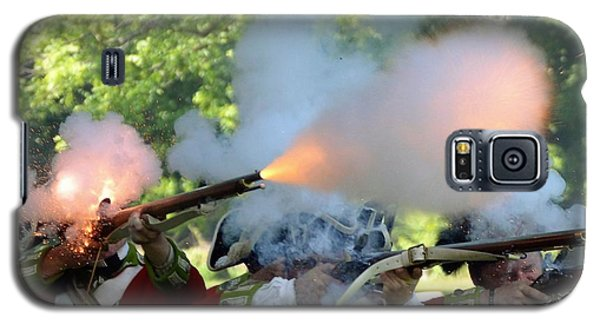 Smoking Guns Galaxy S5 Case