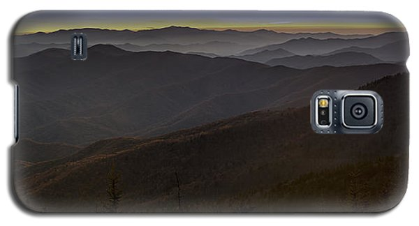 Smoky Galaxy S5 Case