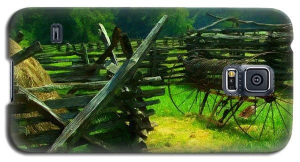 Smoky Mountain Farm 1900s Galaxy S5 Case