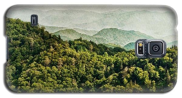 Smoky Mountain Reflections Galaxy S5 Case