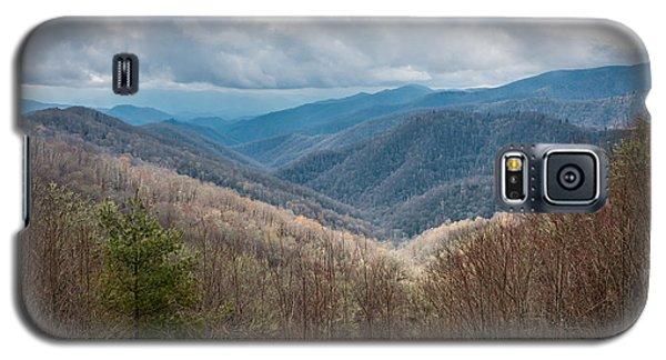 Smoky Mountains Galaxy S5 Case