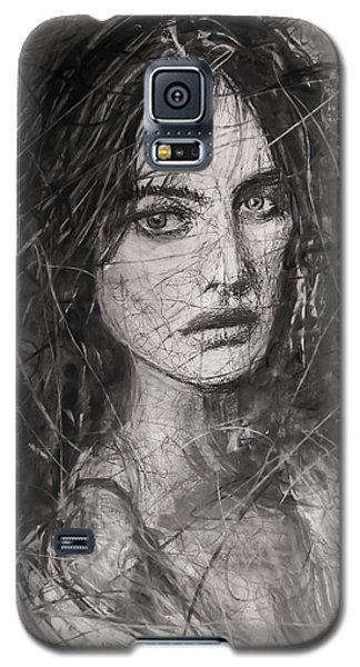 Smoky Noir... Ode To Paolo Roversi And Natalia Vodianova  Galaxy S5 Case