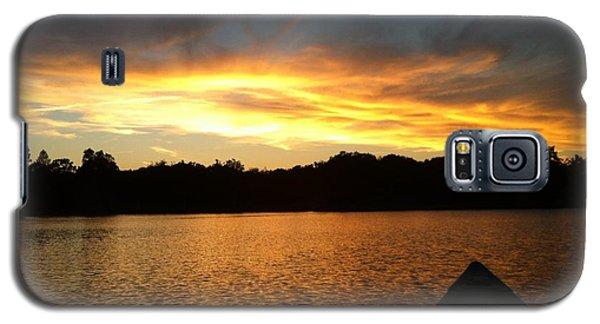 Smoldery Sunset Galaxy S5 Case