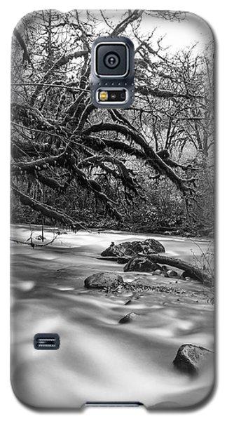 Smooth Flow Galaxy S5 Case