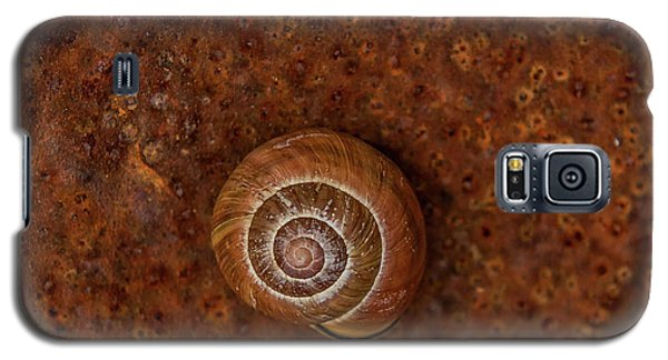 Snail On A Tin Can Galaxy S5 Case