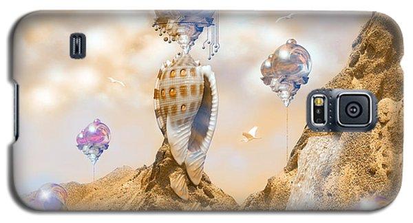 Snail Shell City Galaxy S5 Case by Alexa Szlavics