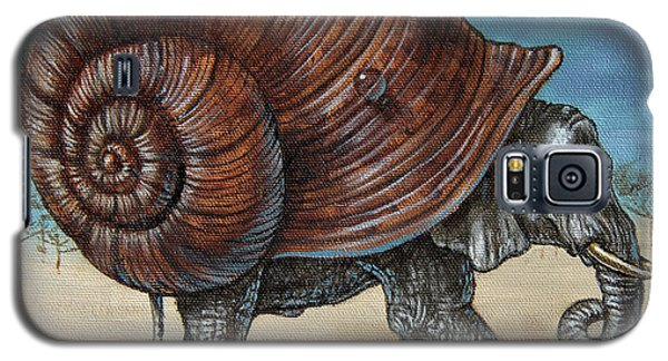 Snailephant Galaxy S5 Case